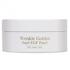 The Skin House Гидрогелевые патчи с EGF, золотом и муцином улитки 60шт