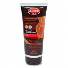 Floresan Chocolate Slim Крем-активатор для уменьшения жировых отложений Шоколад с апельсином 200мл