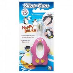 Silver Care happy brush зубная щетка 6-36мес арт654