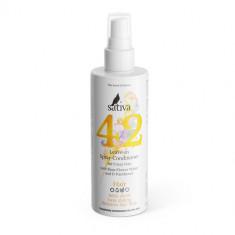 Sativa Спрей-кондиционер №42 для непослушных волос 150мл