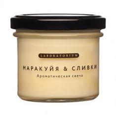 Laboratorium Свеча ароматическая Маракуйя-Сливки 280 г
