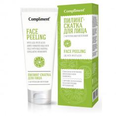 Compliment Пилинг-скатка для лица с фруктовыми кислотами 80мл