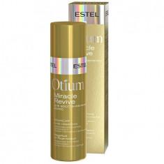 Estel Otium Miracle Revive Элексир для волос Сила кератина 100 мл