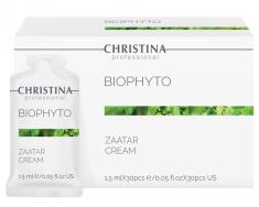 CHRISTINA Крем Заатар в индивидуальном саше / Bio Phyto Zaatar Cream sachets kit 30*1,5 мл