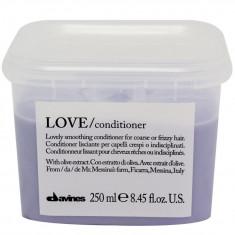 Давинес (Davines) LOVE lovely smoothing conditioner Кондиционер для разглаживания завитка 250мл