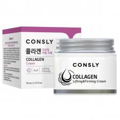 лифтинг-крем для лица с коллагеном consly collagen lifting&firming cream