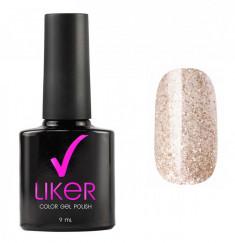 RUNAIL 4635 гель-лак для ногтей / Liker 9 мл