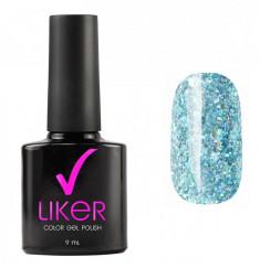 RUNAIL 4648 гель-лак для ногтей / Liker 9 мл