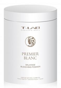 T-LAB PROFESSIONAL Пудра для осветления волос / PREMIER BLANC 450 г