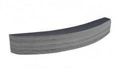 SILVER STAR Абразив сменный луна 180 х 26 мм, черный, 180 grit, 50 шт