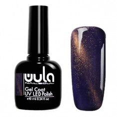 WULA NAILSOUL 603 гель-лак для ногтей / Wula nailsoul Cat's eye 10 мл