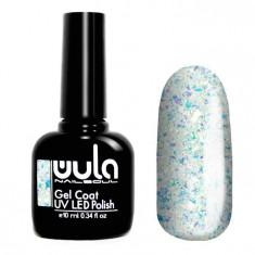 WULA NAILSOUL 440 гель-лак опаловое покрытие / Opal gel coat 10 мл