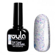 WULA NAILSOUL 439 гель-лаковое покрытие, опаловое / Wula nailsoul gel coat, Opal 10 мл