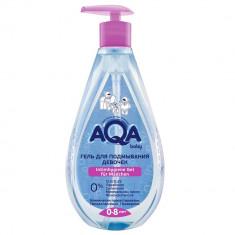 Aqa Baby Гель для подмывания девочек 250мл