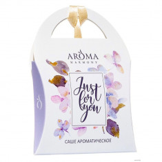 Aroma Harmony Саше ароматизированное Весенние цветы 10гр