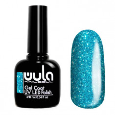 WULA NAILSOUL 434 гель-лак для ногтей / Wula nailsoul Brilliance 10 мл