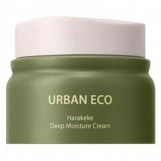интенсивно увлажняющий крем с экстрактом новозеландского льна the saem urban eco harakeke deep moisture cream