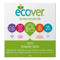 Эковер таблетки для посудомоечной машины 500гр 25шт Ecover
