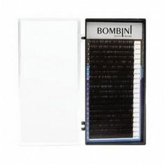 Bombini, Ресницы на ленте Truffle 0,10/7-14 мм, L-изгиб