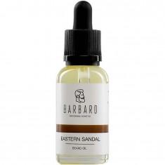 Масло для бороды и усов BARBARO