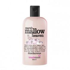 TREACLEMOON Гель для душа Маршмеллоу / Marshmallow Hearts bath & shower gel 500 мл