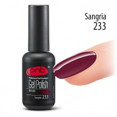 PNB 233 гель-лак для ногтей / Gel nail polish PNB 8 мл