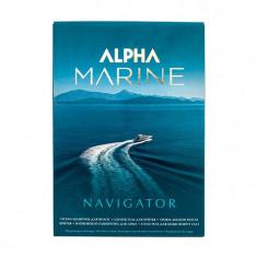 ESTEL PROFESSIONAL Набор (шампунь 250 мл, гель 100 мл, лосьон 100 мл, сыворотка 3 х 1 мл, гель 3 х 1 мл) Navigator ALPHA MARINE