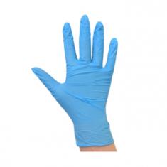MEDMARKET Перчатки нитрил голубые XS 100 шт