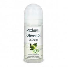 Medipharma Cosmetics Olivenol дезодорант роликовый средиземноморская свежесть 50мл