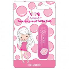 Nomi, Детский бальзам для губ Bubble Gum