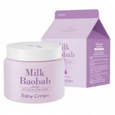 детский крем для тела milkbaobab baby cream