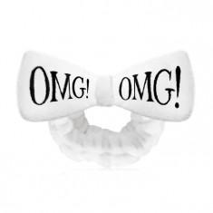 Double Dare OMG! Hair Band-White повязка косметическая для волос белая