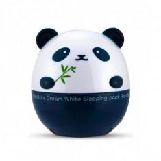 маска ночная осветляющая tony moly panda's dream white sleeping pack