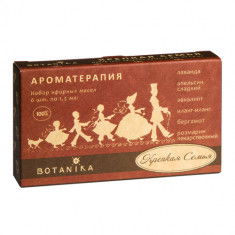 Botavikos Набор 100% эфирных масел Крепкая семья 9мл