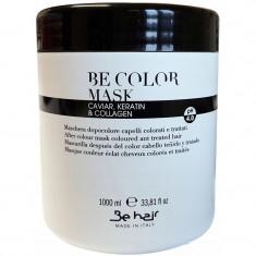 Be Hair Be Color Маска-фиксатор цвета для окрашенных волос 1000мл